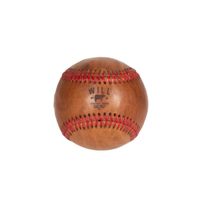 Golden Age Baseball Sport WillLeatherGoods Tan