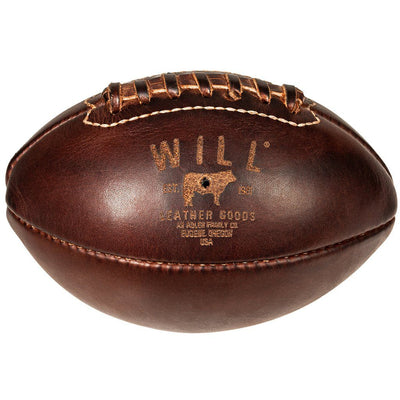 U of O Golden Age Mini Football Sport WillLeatherGoods