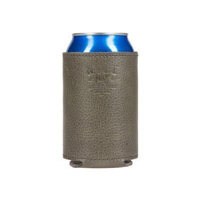 Beer Koozie Grey