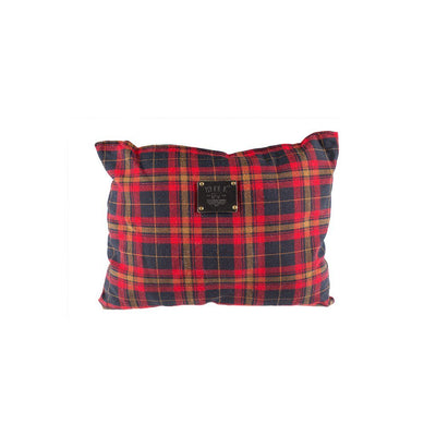 Will Eco Pillow Pillow WillLeatherGoods Plaid/Black