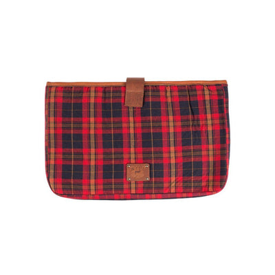 "Cognac 17"" Laptop Case"