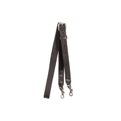 Journey Strap Strap WillLeatherGoods Black