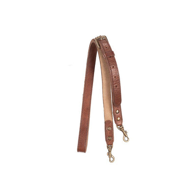 Journey Strap Strap WillLeatherGoods Brown