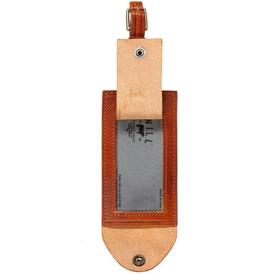 William Luggage Tag