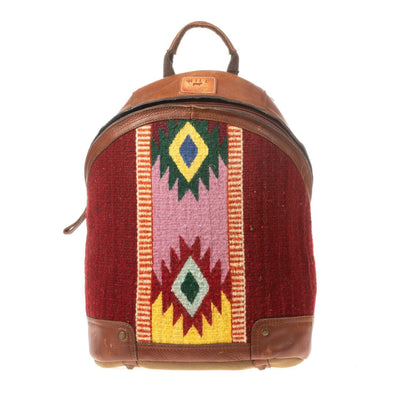 Oaxacan Dome Backpack Backpack WillLeatherGoods 332 Final Sale