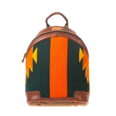 Oaxacan Dome Backpack Backpack WillLeatherGoods 335 Final Sale