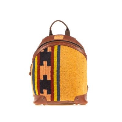 Oaxacan Dome Backpack Backpack WillLeatherGoods 336 Final Sale