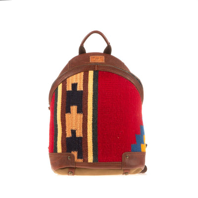 Oaxacan Dome Backpack Backpack WillLeatherGoods 337 Final Sale