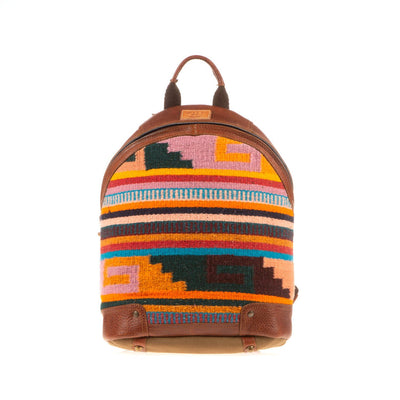 Oaxacan Dome Backpack Backpack WillLeatherGoods 338 Final Sale