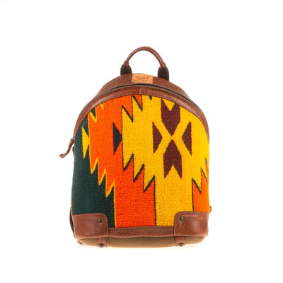 Oaxacan Dome Backpack Backpack WillLeatherGoods 339 Final Sale