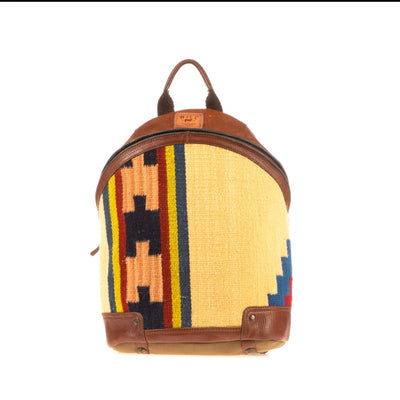 Oaxacan Dome Backpack Backpack WillLeatherGoods 341 Final Sale
