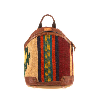 Oaxacan Dome Backpack Backpack WillLeatherGoods 342 Final Sale