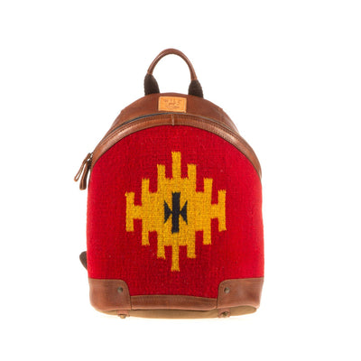 Oaxacan Dome Backpack Backpack WillLeatherGoods 343 Final Sale