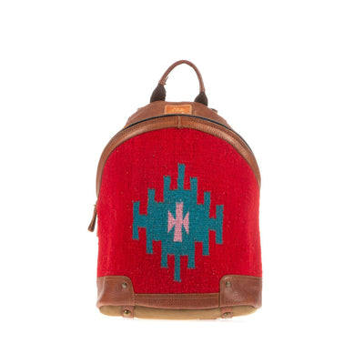 Oaxacan Dome Backpack Backpack WillLeatherGoods 344 Final Sale