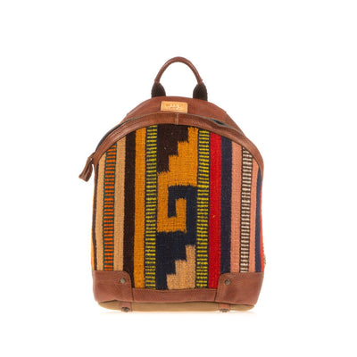 Oaxacan Dome Backpack Backpack WillLeatherGoods 345 Final Sale