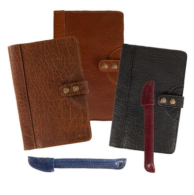 Leather Pens Office Will Leather Goods