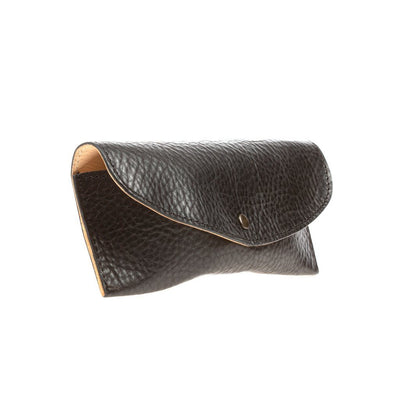 Glasses Case Sunglass Case WillLeatherGoods Black