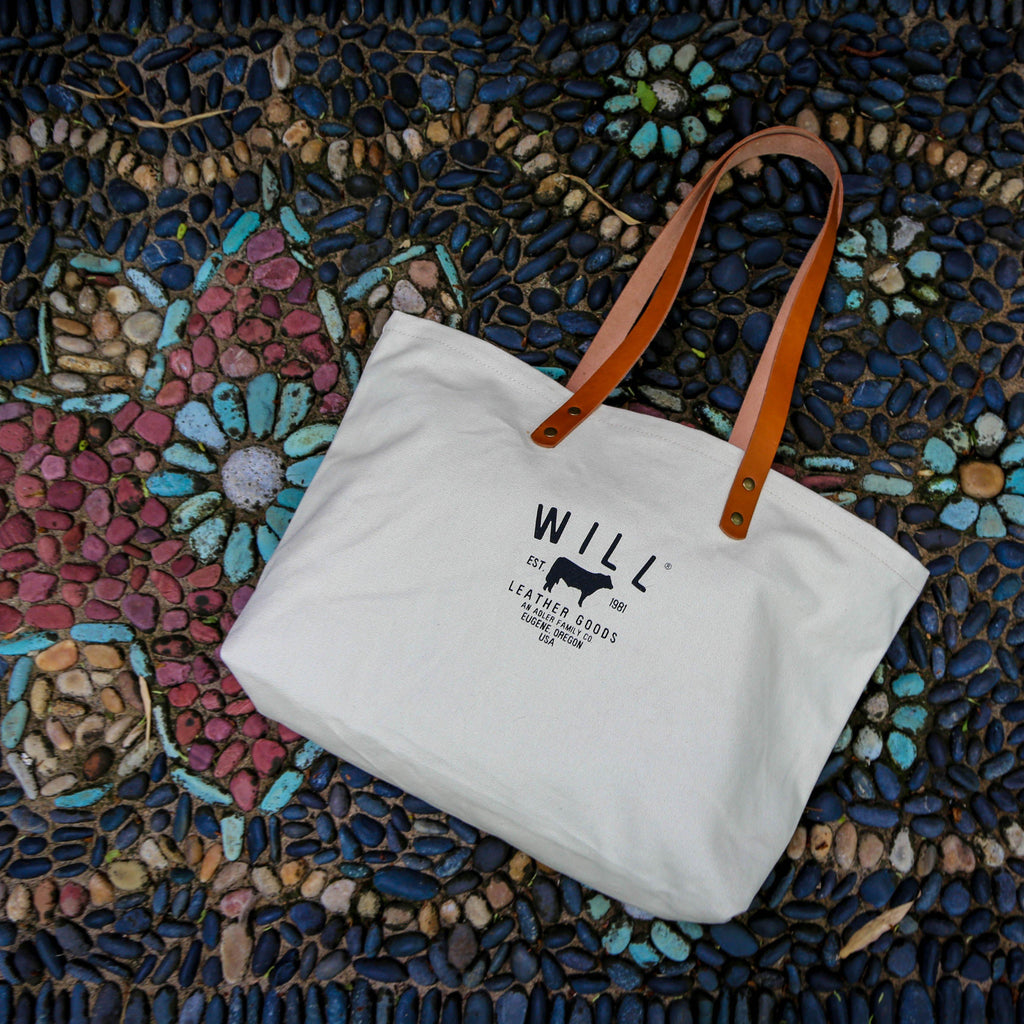 Iconic Will Logo Tote