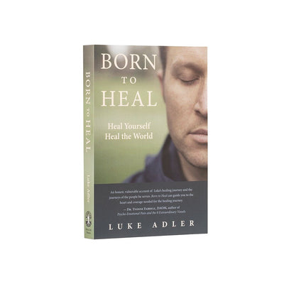 Book: Born to Heal Home WillLeatherGoods Book