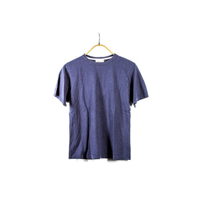 The T-Shirt Clothing WillLeatherGoods Blue M