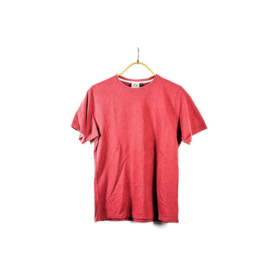 The T-Shirt Clothing WillLeatherGoods Burgundy S
