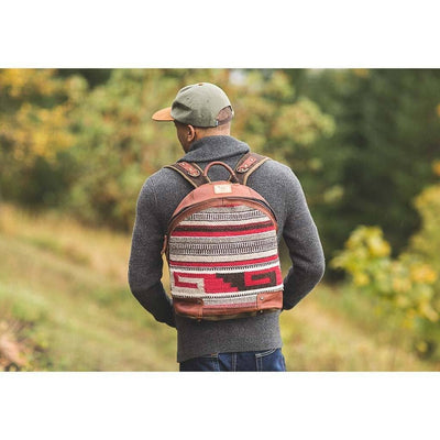 Oaxacan Dome Backpack Backpack WillLeatherGoods