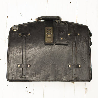 The Counsel Bag -- Worn William Bag WORN WillLeatherGoods WORN 19 Final Sale