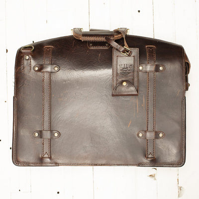 The Counsel Bag -- Worn William Bag WORN WillLeatherGoods WORN