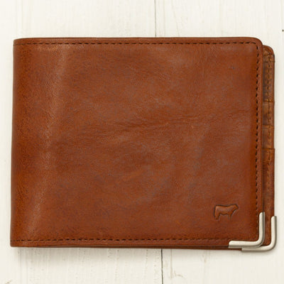 Magnate Billfold -- Worn Wallet WORN WillLeatherGoods WORN 36 Final Sale