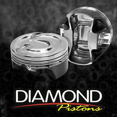 "4.065"" Diamond Drop In Pistons for LT4 - 10.7 CR"
