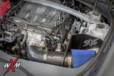 High Flow Dual Cone Air Filter (CTS-V3)