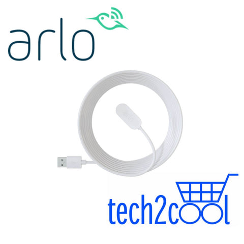 Arlo Ultra VMA5000C 8-Ft Indoor Magnetic Charging Cable
