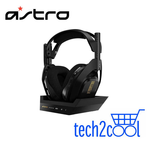 Astro A50 Gaming Headset Plus Base Station for PS4, PC and Mac