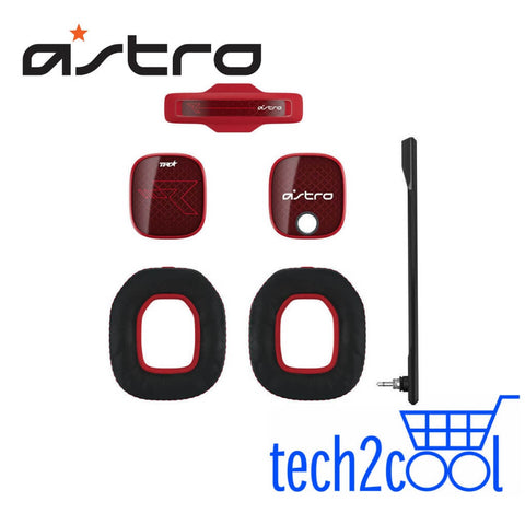 Astro A40 TR Red Mod Kit
