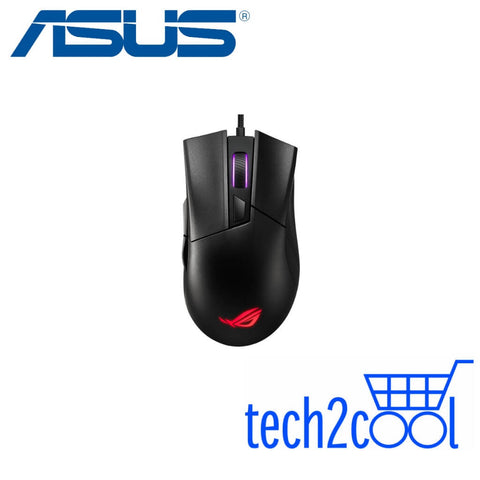 Asus ROG Gladius II Core Optical Wired Gaming Mouse
