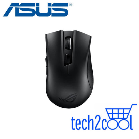 Asus ROG Strix Carry Portable 2.4 GHz Bluetooth Wireless Gaming Mouse
