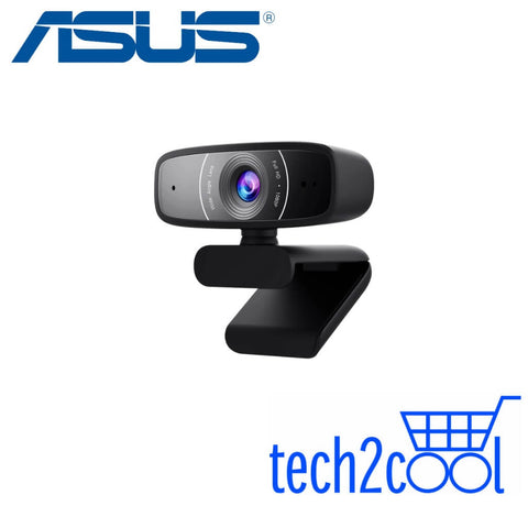 Asus Webcam C3 Full HD USB Camera with Beamforming Microphone
