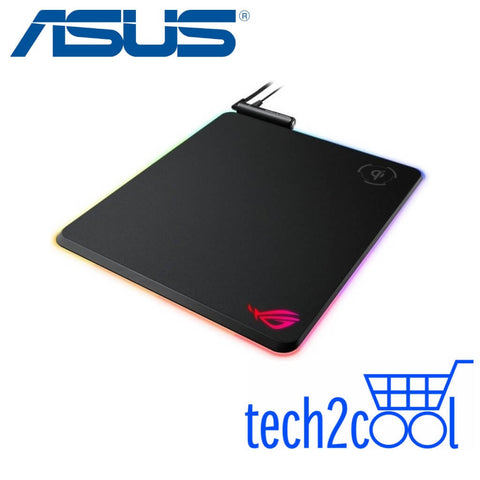 Asus ROG Balteus Qi Wireless-Charging RGB Gaming Mouse Pad