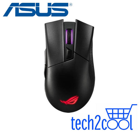Asus ROG Gladius II Wireless Aura Sync RGB Gaming Mouse