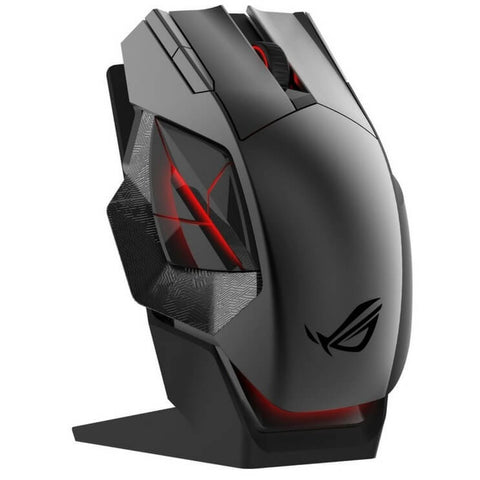 Asus ROG Spatha 8200DPI WirelessWired Gaming Mouse