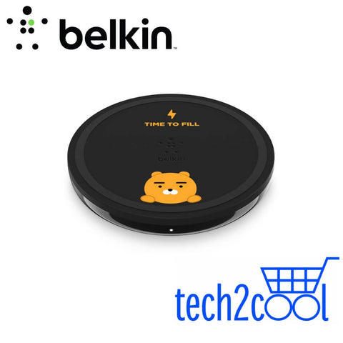 Belkin Kakao Friends Edition 10 W Black Wireless Charging Pad