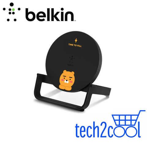 Belkin Kakao Friends Edition 10 W Black Wireless Charging Stand