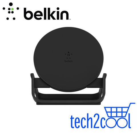 Belkin Boost Up 10W Black Wireless Charging Stand