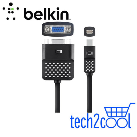 Belkin F2CD028bt Mini DisplayPort to VGA Adapter