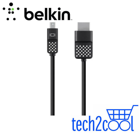 Belkin F2CD080bt12 Mini DisplayPort to HDTV Cable