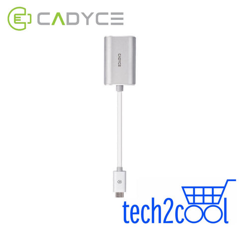 Cadyce CA-C3GE USB-C 3.1 to Gigabit Ethernet Adapter