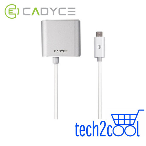 Cadyce CA-C3HDMI USB-C 3.1 to HDMI (4K) Adapter with Audio