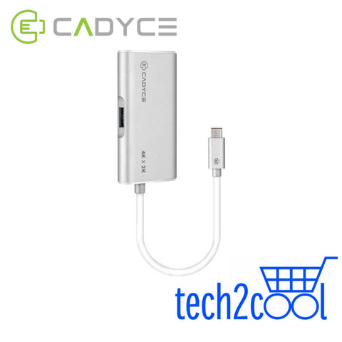 Cadyce CA-CHM USB-C to HDMI Multi-Port Adapter