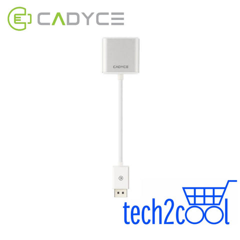 Cadyce CA-DPVGA DisplayPort to VGA Adapter