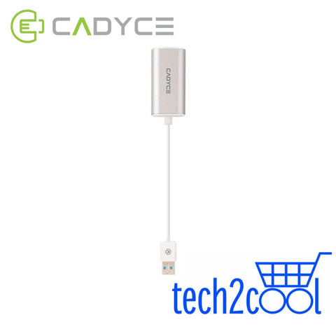 Cadyce CA-U3GE USB 3.0 to Gigabit Ethernet Adapter